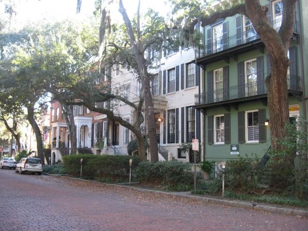 Jones Street Row Houses